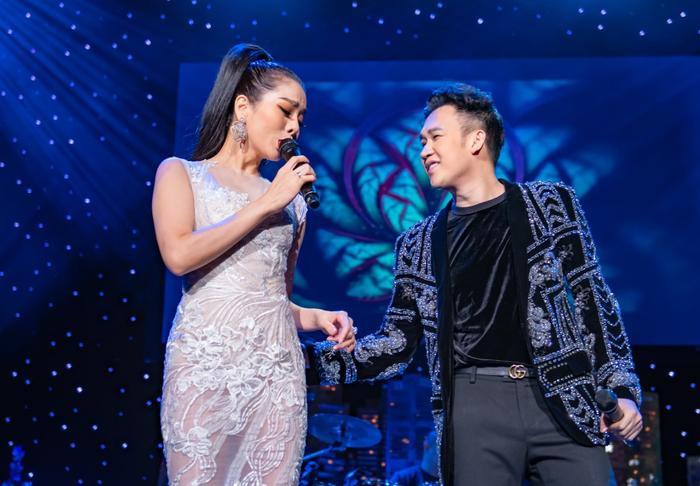 Sau 9 năm, Dương Triệu Vũ và Lệ Quyên tái hiện lại ca khúc Trọn kiếp bình yên đầy nức nở ảnh 3