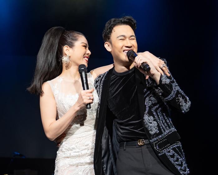 Sau 9 năm, Dương Triệu Vũ và Lệ Quyên tái hiện lại ca khúc Trọn kiếp bình yên đầy nức nở ảnh 6