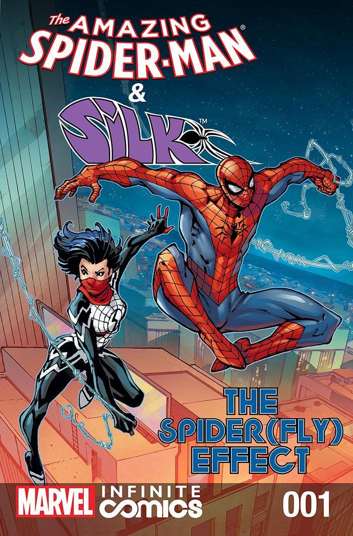 'Spider-Man: Far From Home' đã mở ra bộ phim riêng cho Silk! ảnh 6
