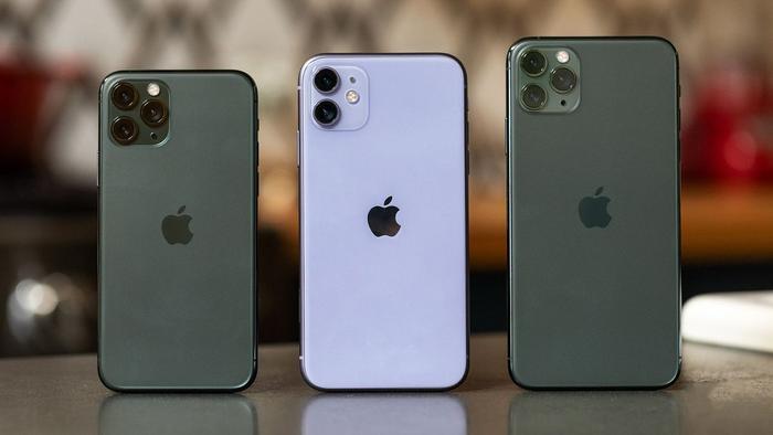 Apple ngày càng sản xuất nhiều iPhone. Người dùng có thể sẽ được đón ít nhất bốn dòng máy mới trong năm 2020. (Ảnh: The Verge)