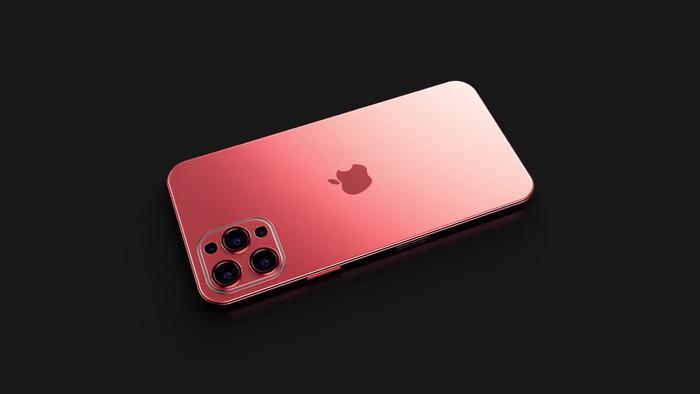 Mặt lưng của chiếc iPhone 12 Pro Super này được hoàn thiện từ chất liệu kính mờ, tương tự iPhone 11 Pro và iPhone 11 Pro Max.Khung viền của máy cũng có thiết kế vuông vức như chiếc iPad Pro 2018.