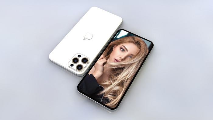 Từ những thông tin rò rỉ kể trên, nhà thiết kế Hasan Kaymak đã tạo ra bản dựng của một chiếc iPhone 12 với màn hình siêu tràn viền cùng hệ thống 5 camera ở mặt lưng. Thiết bị được đặt tên là iPhone 12 Pro Super.
