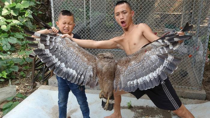 Kênh YouTube của anh em Tam Mao đã từng gây không ít gây tranh cãi khi bị nghi thịt chim quý để làm video đăng lên YouTube.