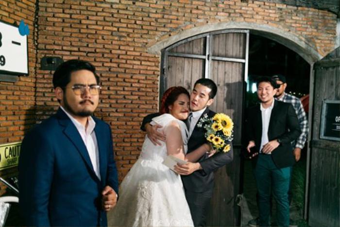 Cô nàng mời 3 người yêu cũ dự đám cưới gây tranh luận trên mạng xã hội