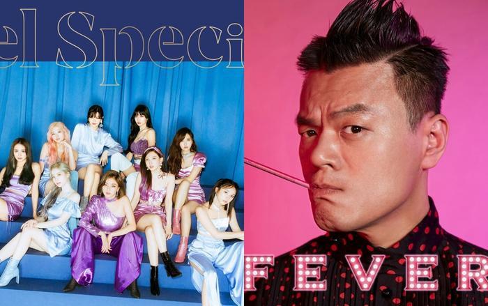 Feel Special (Twice) xuất hiện trong MV mới của chủ tịch JYP.