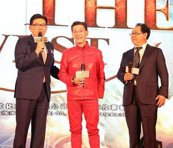 Tây du ký phiên bản Mỹ  Trung bấm máy, Lục Tiểu Linh Đồng tiếp tục đảm nhận vai Tôn Ngộ Không ở tuổi 60 ảnh 6