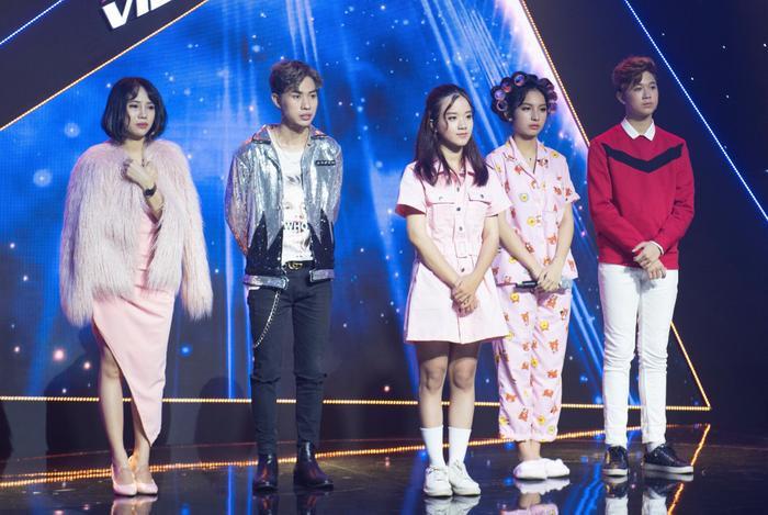 5 thí sinh tài năng nhất của Z-POP Dream mùa 2 gồm: Kang Pi, Trung Đức, Châu Anh, Bảo Tiên, Phi Long.