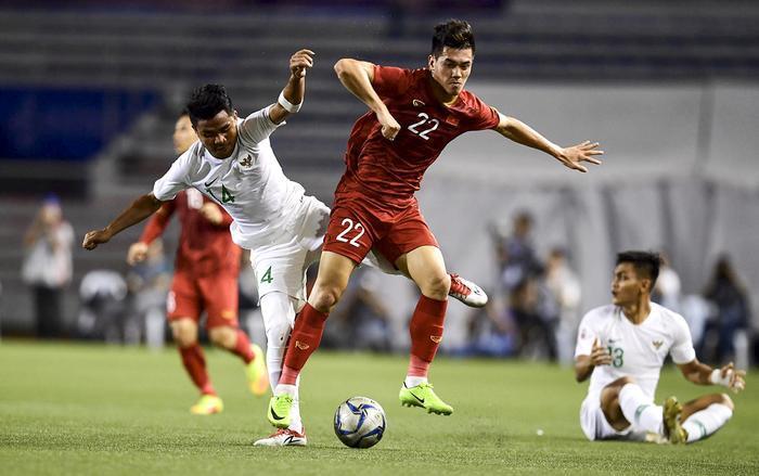 U22 Việt Nam và U22 Singapore sẽ gặp nhau vào lúc 19h00 tối nay 3/12, đây là trận đấu rất quan trọng với thầy trò Park Hang-seo tại SEA Games 30. (Ảnh: Thethao247)