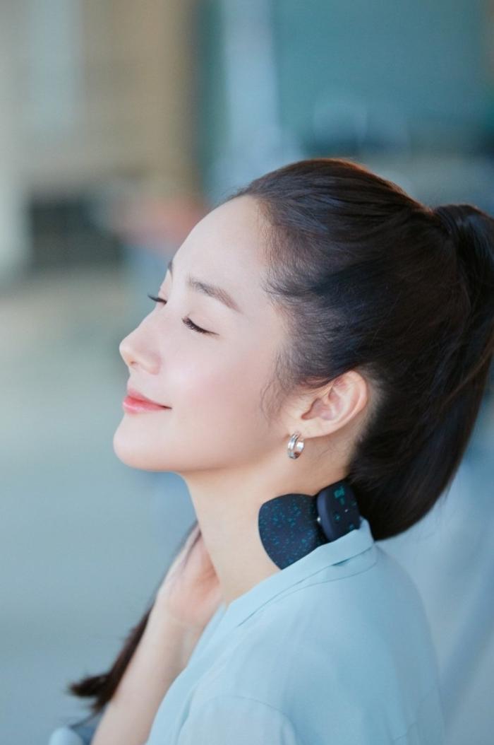 Góc nghiêng thần thánh đốn tim không ít người của Park Min Young.