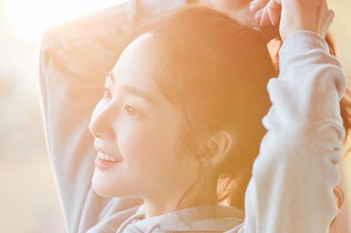 Nụ cười rạng rỡ của Park Min Young chính là điểm cộng giúp cô luôn có được sự yêu mến từ mọi người