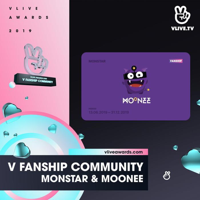 Fanship nhóm nhạc Monstar.