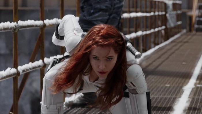 Black Widow: Giải thích về trang phục trắng và lịch sử trong truyện tranh của nhân vật! ảnh 1