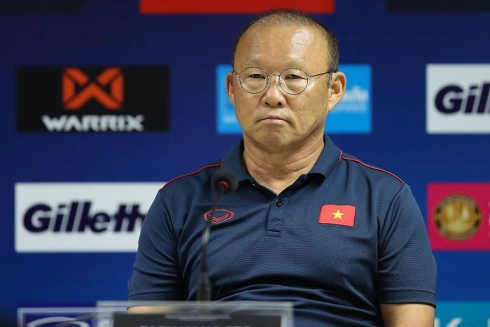 HLV Park Hang Seo cho rằng SEA Games là giải đấu khắc nghiệt nhất mà ông từng trải qua.