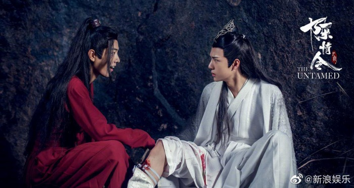 Trần tình lệnh và cặp đôi Vong  Tiện lọt top những tác phẩm và couple nổi tiếng nhất toàn cầu ảnh 4