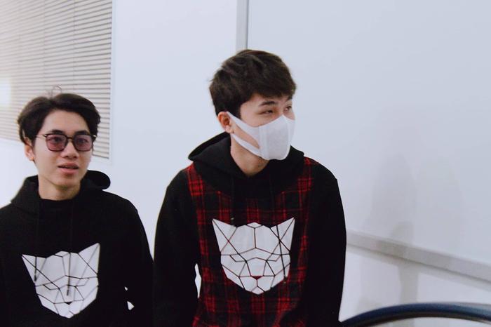 Sau chuyến công tác, hai chàng trai sẽ nhanh chóng bắt tay vào hoàn tất những dự án cuối năm 2019.