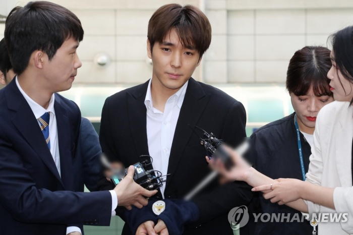 Choi Jong Hoon đưa đơn kháng cáo sau khi nhận án phạt 5 năm tù tại phiên toà đầu tiên