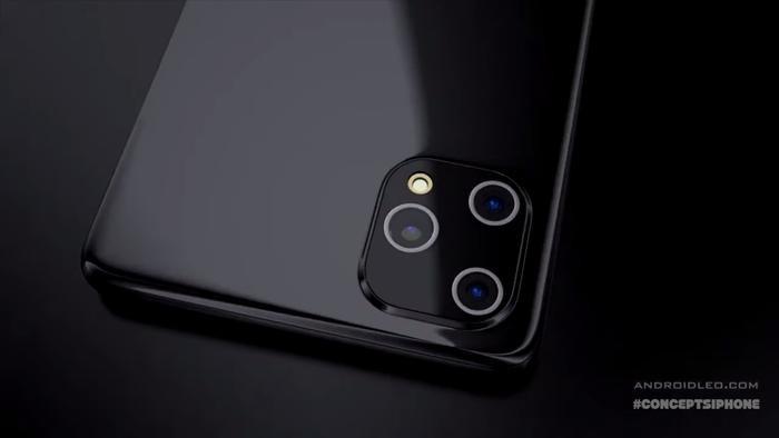 iPhone 12 Pro đẹp hút hồn với màn hình tràn cong 4 cạnh, 3 camera siêu to khổng lồ - Ảnh 7.