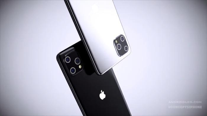 iPhone 12 Pro đẹp hút hồn với màn hình tràn cong 4 cạnh, 3 camera siêu to khổng lồ - Ảnh 8.