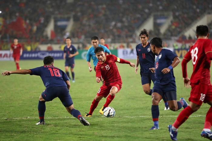 trực tiếp trận U22 Việt Nam - U22 Thái Lan