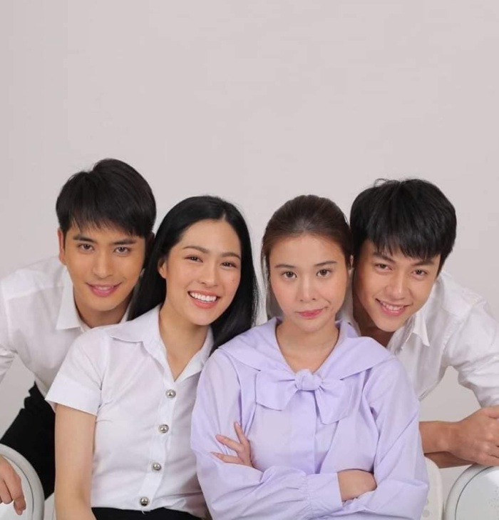 3 phim truyền hình đáng chú ý của TV3 Thái Lan trong năm 2020: Nine Naphat  Baifern Pimchanok chưa phải đỉnh nhất? ảnh 8