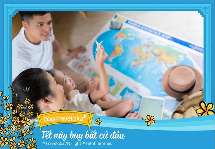 Một kỳ nghỉ nhỏ ở đất nước khác sẽ mang tới trải nghiệm mới lạ cho cả gia đình.
