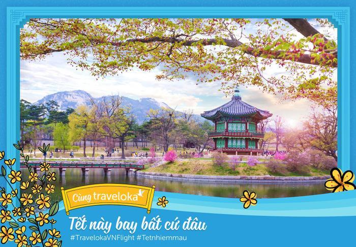 Trải nghiệm Tết truyền thống Hàn Quốc với những trò chơi dân gian thú vị.