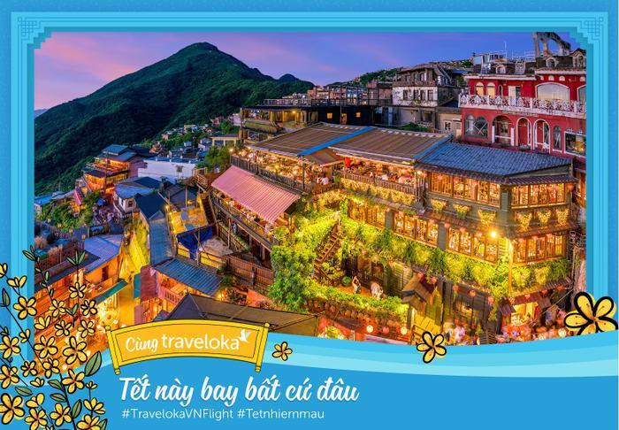 """Cùng nhau tới Đài Loan để khám phá """"thiên đường ẩm thực"""" và """"làm mới"""" tinh thần cả nhà vào đầu năm."""