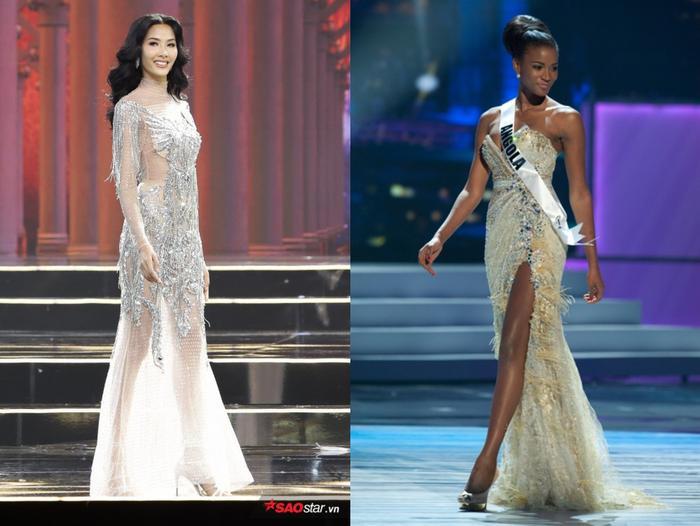 Các fan càng tin tưởng Hoàng Thùy được lòng gia đình Hoàn vũ và sẽ giành thành tích ấn tượng tại Miss Universe năm nay.