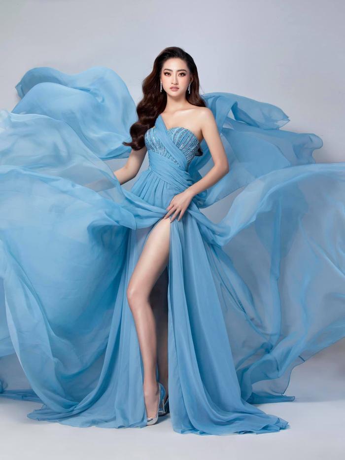 Lương Thùy Linh bất ngờ nổi loạn lọt tầm ngắm Miss World: Chân dài 1m22 quá lợi hại! ảnh 6