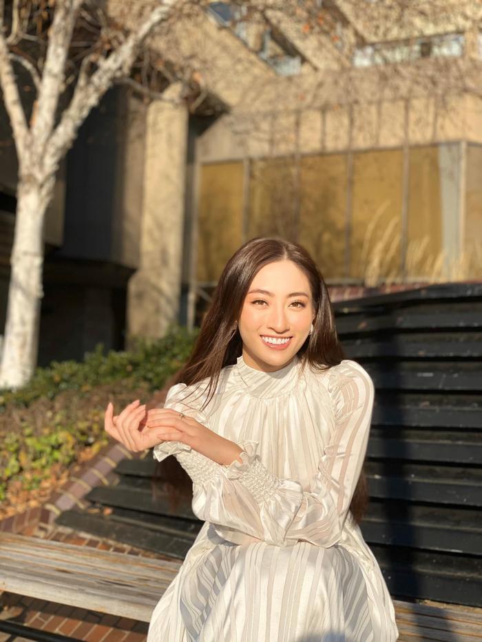 Lương Thùy Linh bất ngờ nổi loạn lọt tầm ngắm Miss World: Chân dài 1m22 quá lợi hại! ảnh 4