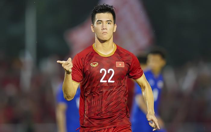 Theo bản tin thể thao hôm nay, Tiến Linh được AFC đánh giá là nguy hiểm nhất U23 Việt Nam.b