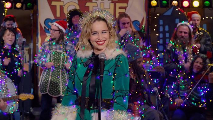 Sau tất cả, Last Christmas mang lại bức tranh ngày lễ tràn ngập hạnh phúc và niềm vui.