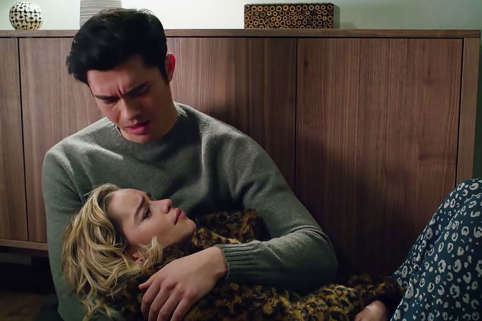 """Điểm """"gây sốc"""" trong mối quan hệ giữa Kate và Tom lại không hề… gây sốc như mong đợi."""