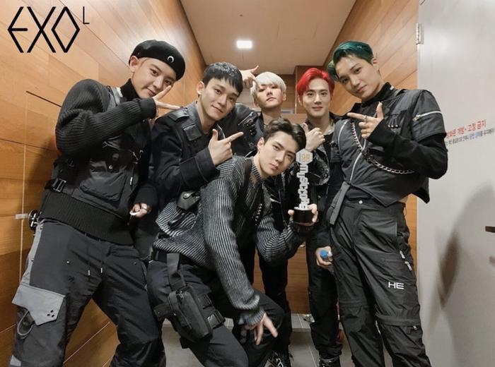 Album OBSESSION của EXO đã đạt chứng nhậnDiamond của QQ Music.