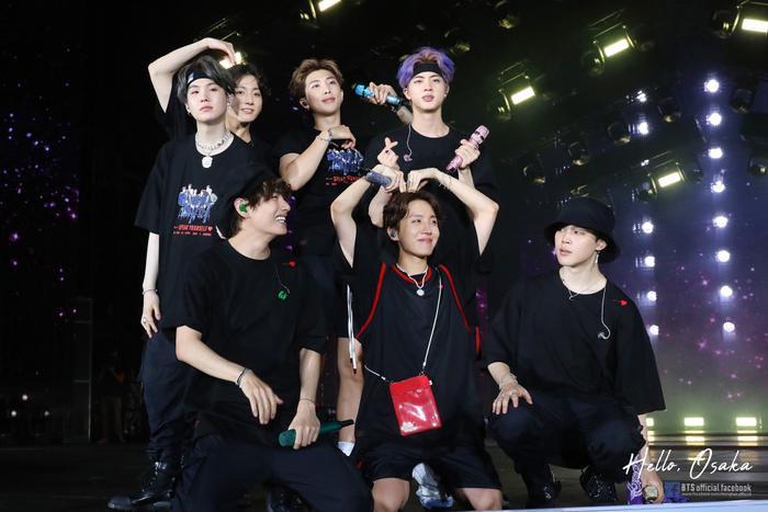 Vượt nhiều đối thủ nặng ký, BTS trở thành nhóm nhạc có tour diễn doanh thu cao nhất năm 2019