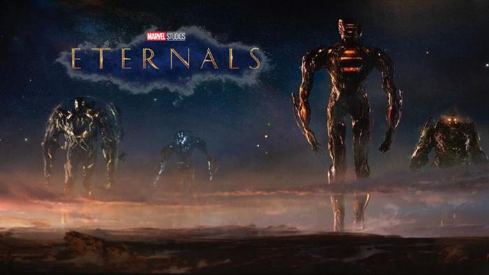 The Eternals được Marvel nhá hàng tại CCXP: Hứa hẹn sẽ thay đổi toàn bộ MCU giai đoạn 4 ảnh 6