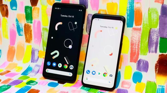 Smartphone có camera trước tốt nhất để chụp chân dung nhóm – Google Pixel 4: Google Pixel 4 là một trong những smartphone có camera trước với ống kính rộng nhất hiện nay và vì thế nó phù hợp với những tấm hình selfie theo nhóm. (Ảnh: CNET)