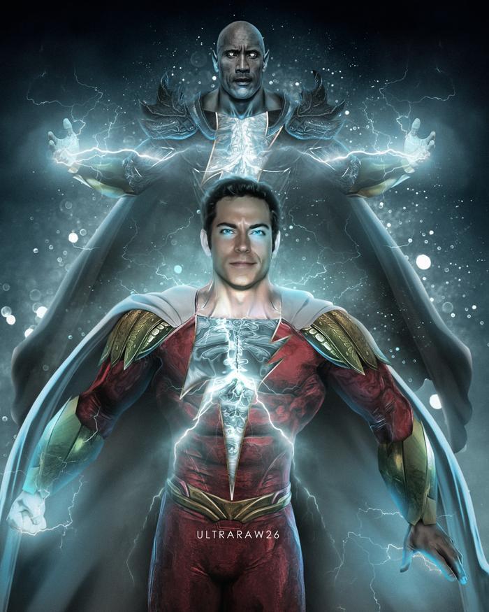 Shazam là tác phẩm với màu sắc khác hẳn những phim siêu anh hùng khác của DC