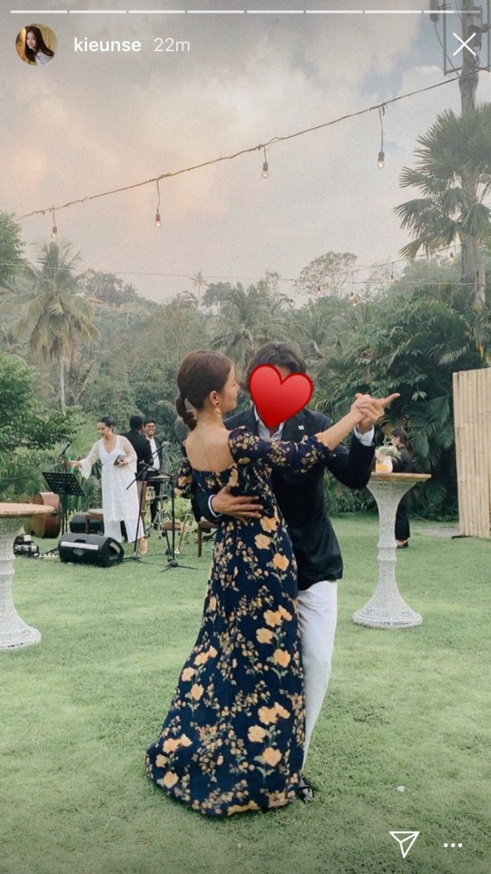 Đám cưới Jeon Hye Bin: Kahee (After School)  Hwang Jung Eum, Kim Sae Ron cùng loạt sao chúc mừng ảnh 1