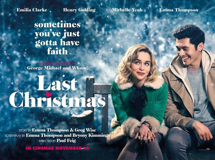 'Last Christmas': Bộ phim cảm động mùa giáng sinh của 'Mẹ Rồng' từ Game of Thrones ảnh 1