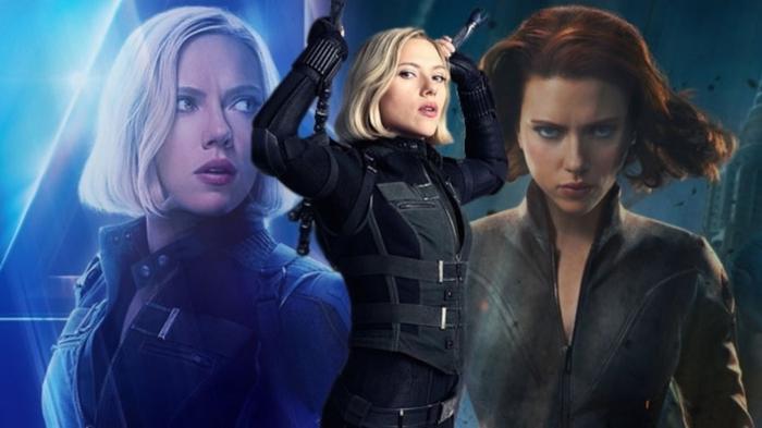 Black Widow mang rất nhiều chất liệu từ những bộ phim khác