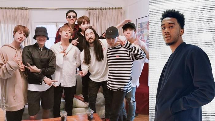 Bạn có nhớ hết những nghệ sĩ từng hợp tác với BTS kể từ khi debut? ảnh 7