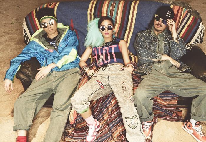 Bạn có nhớ hết những nghệ sĩ từng hợp tác với BTS kể từ khi debut? ảnh 4