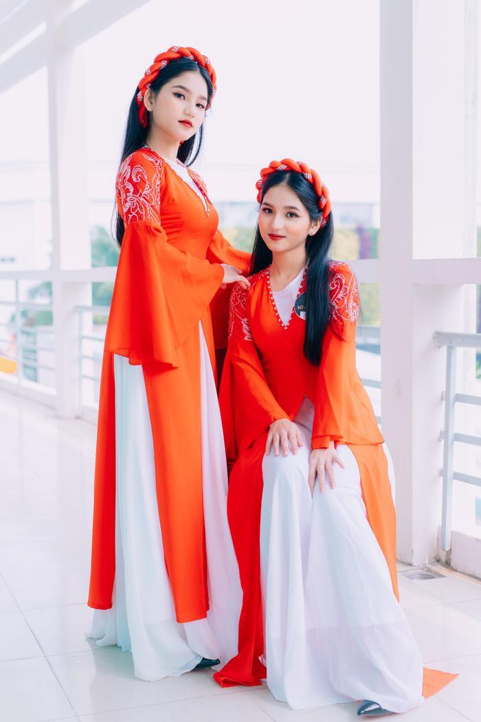 Chị em sinh đôi ĐH Gia Định tại vòng sơ khảo Miss University NHG 2020: Quan trọng là được làm điều mình thấy hạnh phúc ảnh 7
