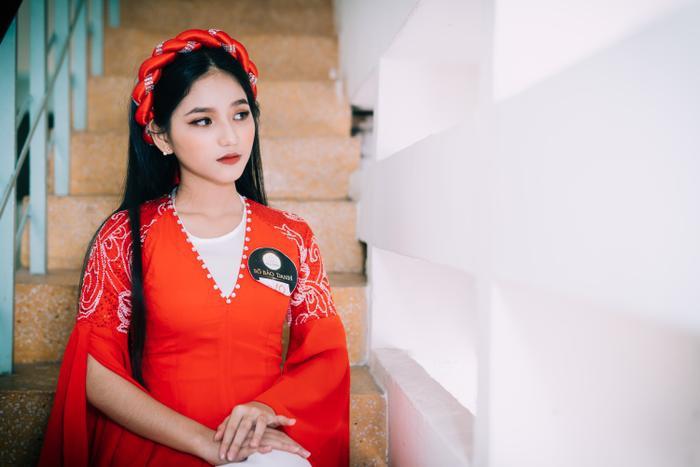 Chị em sinh đôi ĐH Gia Định tại vòng sơ khảo Miss University NHG 2020: Quan trọng là được làm điều mình thấy hạnh phúc ảnh 14