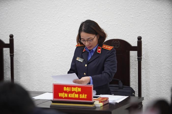 VKS đề nghị án tử hình đối với bị cáo Đông