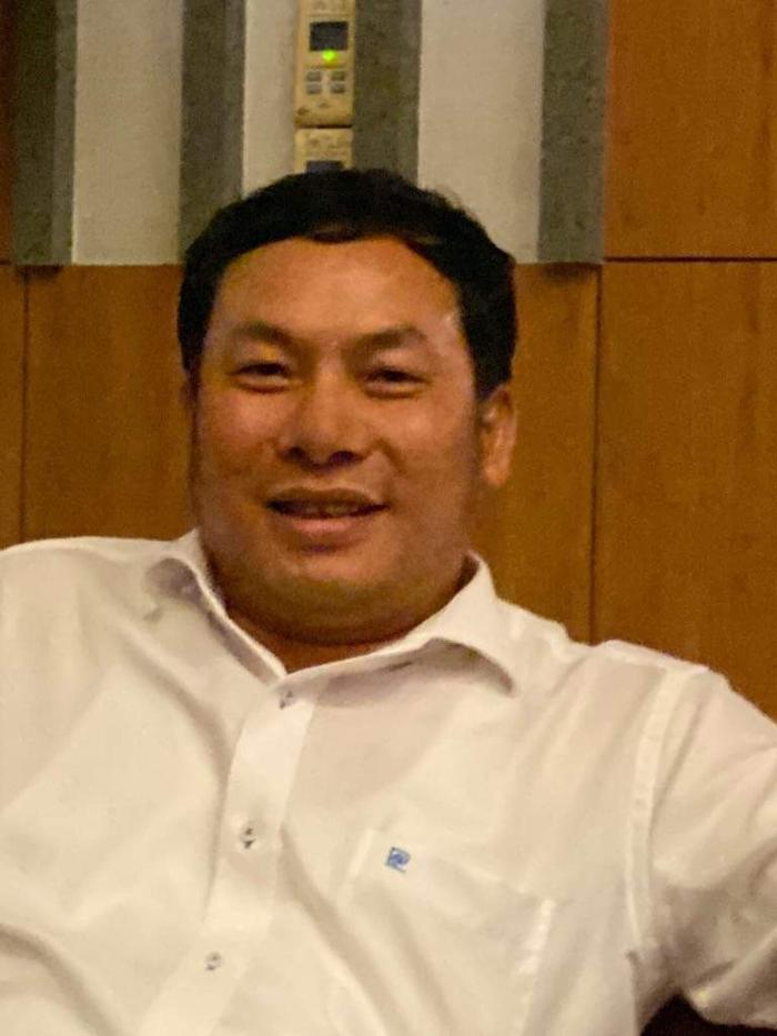Ông Trần Đức Hà, người bị tố cáo có hành vi hành hung cháu N.A – (Ảnh: VietNamNet).