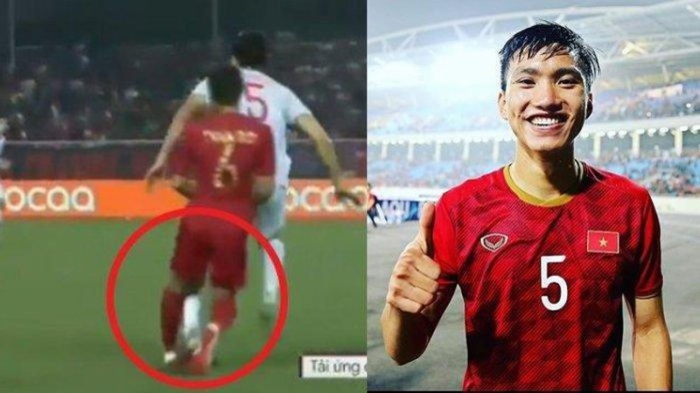 Theo bản tin thể thao hôm nay, báo chí Indonesia tố cáo lối vào bóng không đẹp của Văn Hậu.