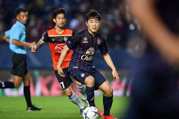 Theo bản tin thể thao hôm nay, Xuân Trường nhiều khả năng sẽ giành giải bàn thắng đẹp nhất mùa giải Thai League 1 2019.