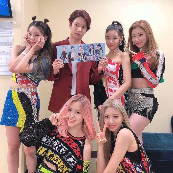 Heechul mời ITZY làm khách mời trong MV thuộc SM Station sắp tới của mình